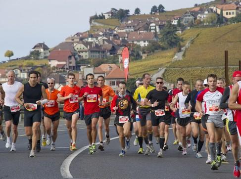 Lausanne Marathon 2011