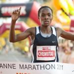 Vainqueur Femme 2011