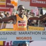 Lausanne Marathon 2014