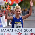 Vainqueur Femme 2001
