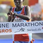 Vainqueur Femme 2008