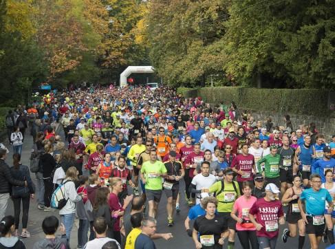 marathon de Lausanne 2015